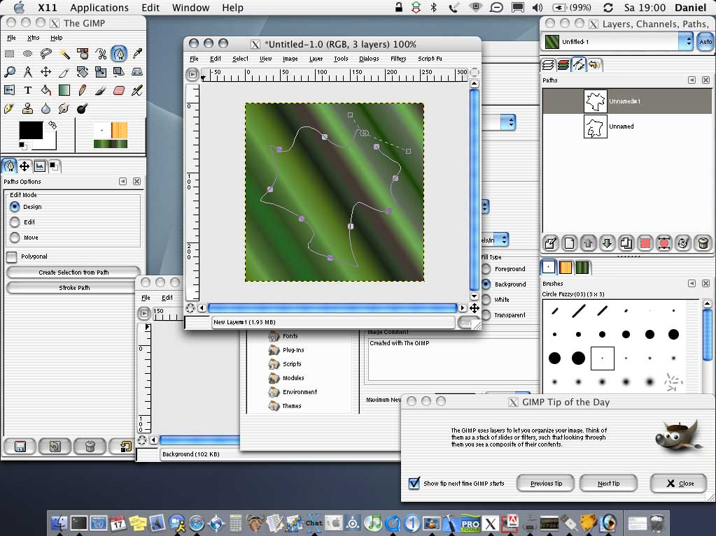 Open source software for educators desktop applications Open source graphics software